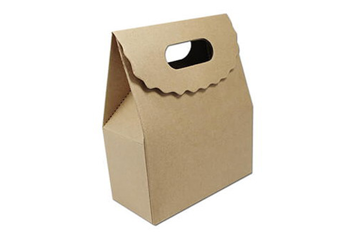 Bag Shaped Boxes