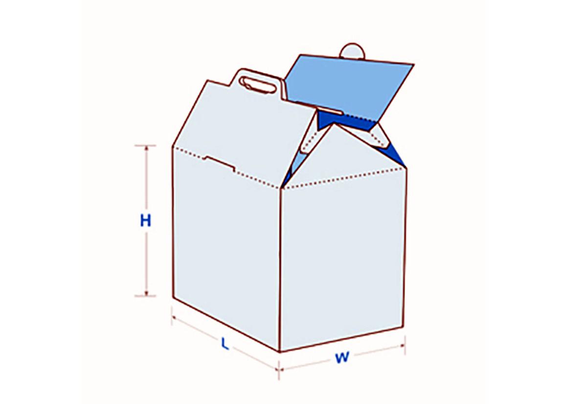 Gable Box A Bottom