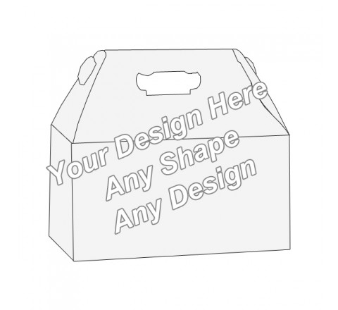 Cardboard - Seal End boxes