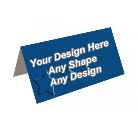Embossed - Header Card Packaging