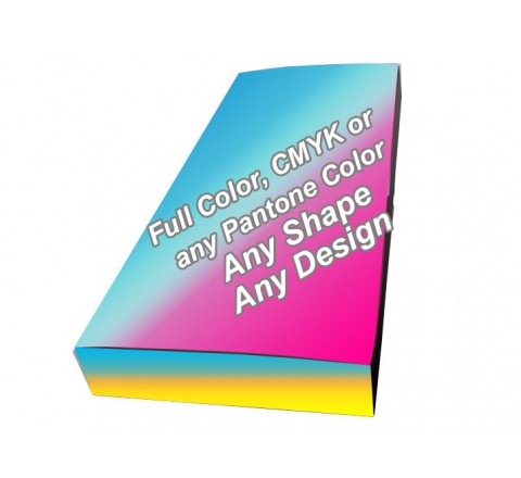Full Color - Foldable Hair Extension Boxes