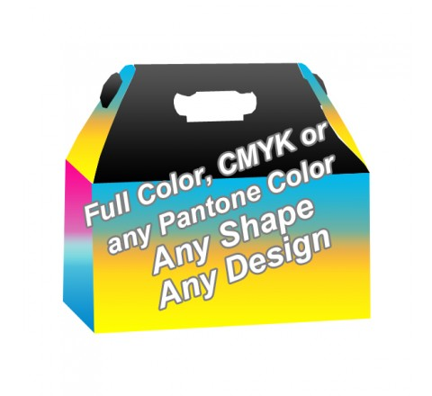 Full Color - Seal End boxes