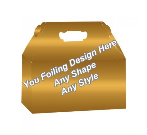 Golden Foiling - Seal End boxes